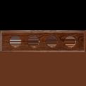 Рамка (прямоугольник) Дуб зеленый для внутреннего монтажа