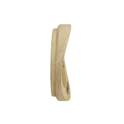 Рамка (восьмерка) Дуб натуральный для наружного монтажа
