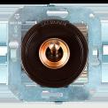 Тумблерный выключатель для внутреннего монтажа Salvador Ретро коричневая серия