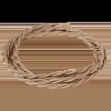 Электрический витой провод, цвет Карамель